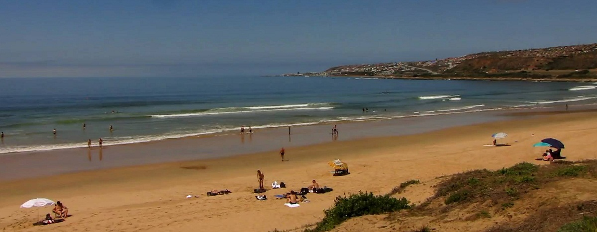 Beaches within easy driving distance
